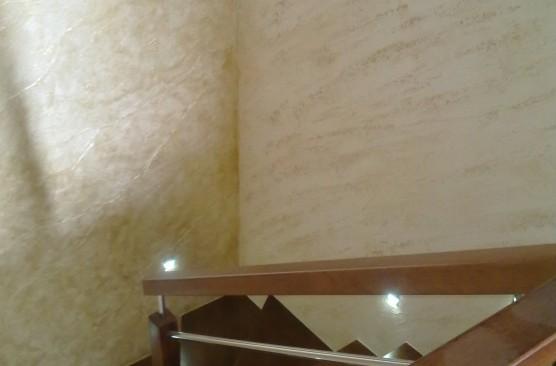 Tynki Wewnętrzne Tynk Mozaikowy I Strukturalny Stiuk